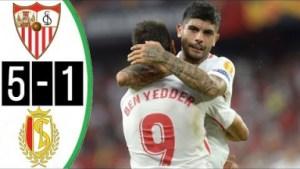 Video: Sevilla Vs Standard Liege 5–1 All Gоals& Hіghlіghts 20/09/2018 HD
